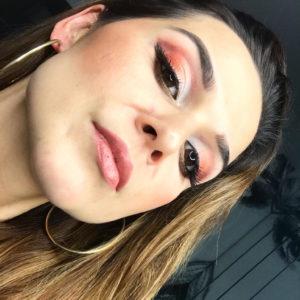 Marta Wójtowicz makijaż okolicznościowy